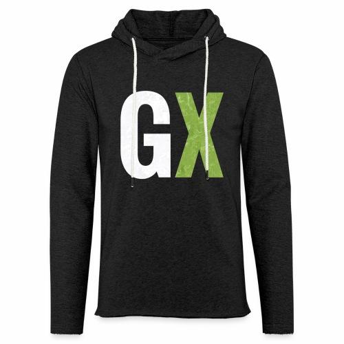 GX UNISEX LIGHT HOODIE - Light Unisex Sweatshirt Hoodie