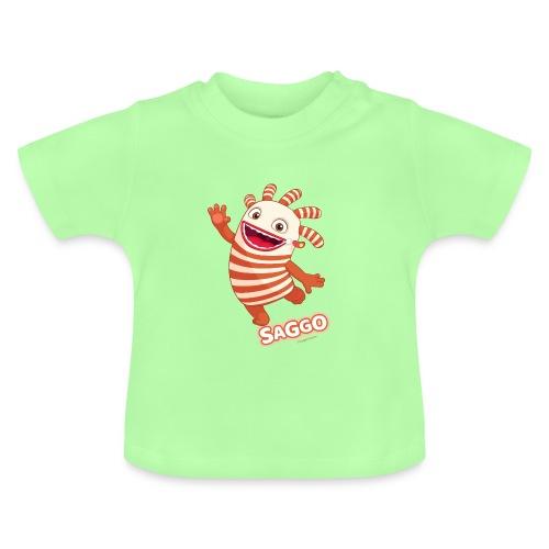 Sorgenfresser Saggo Tanzt Fröhlich - Baby T-Shirt