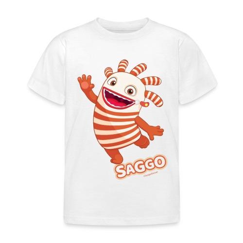 Sorgenfresser Saggo Tanzt Fröhlich - Kinder T-Shirt
