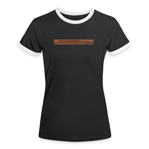 wood2600 - Women's Ringer T-Shirt