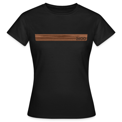 wood2600 - Women's T-Shirt