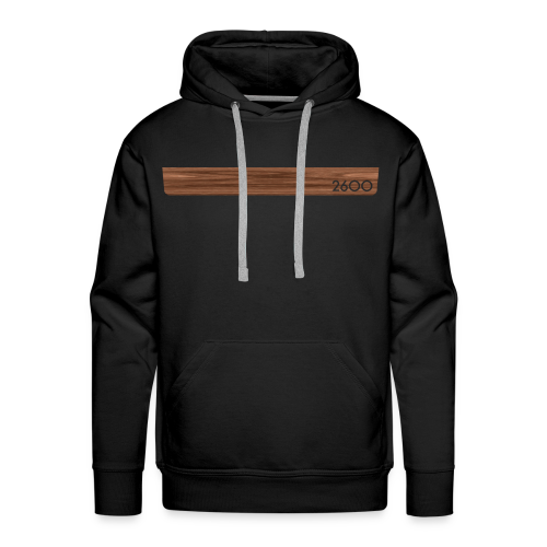 wood2600 - Men's Premium Hoodie