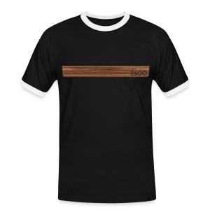 wood2600 - Men's Ringer Shirt