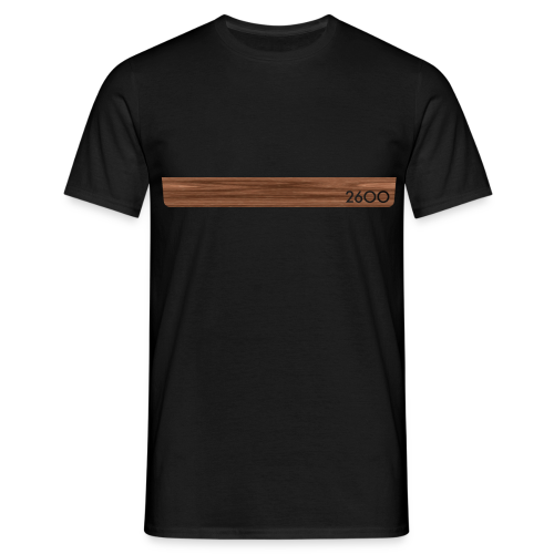 wood2600 - Men's T-Shirt