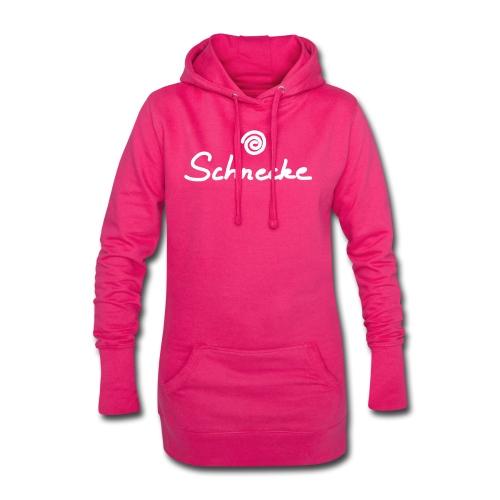 Schnecke - Hoodie-Kleid