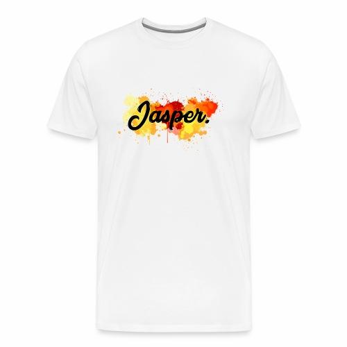 Shirt Men | Jasper. - Mannen Premium T-shirt