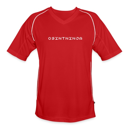 OSINTNINJA football shirt - Fotballdrakt for menn