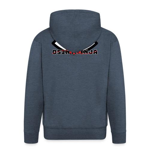 Osintninja hoodie - Premium Hettejakke for menn