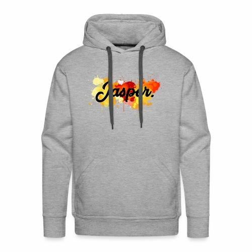 Hoodie Men | Jasper. - Mannen Premium hoodie