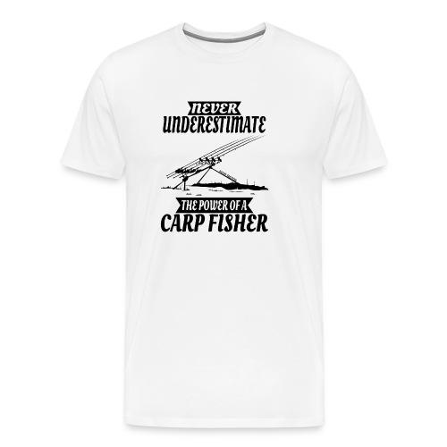 CARP FISHER - Männer Premium T-Shirt