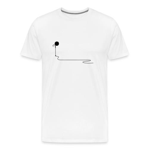 Boilie Rig - Männer Premium T-Shirt