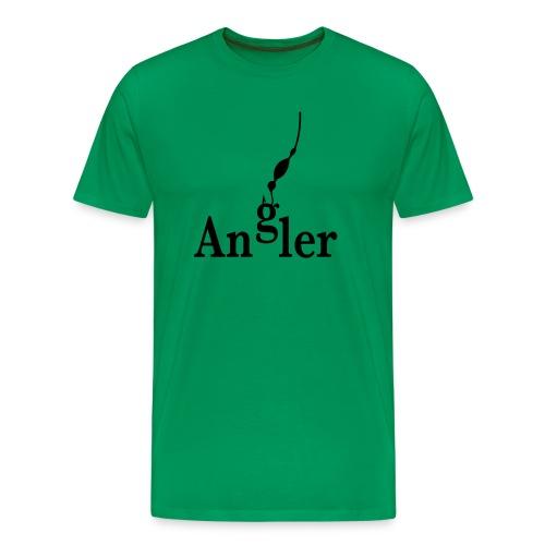 Angler  - Männer Premium T-Shirt
