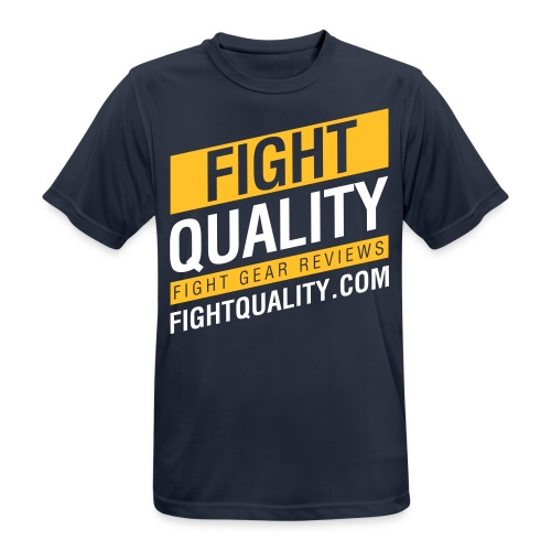 Mens Breathable Training Fighter T-Shirt - Men's Breathable T-Shirt