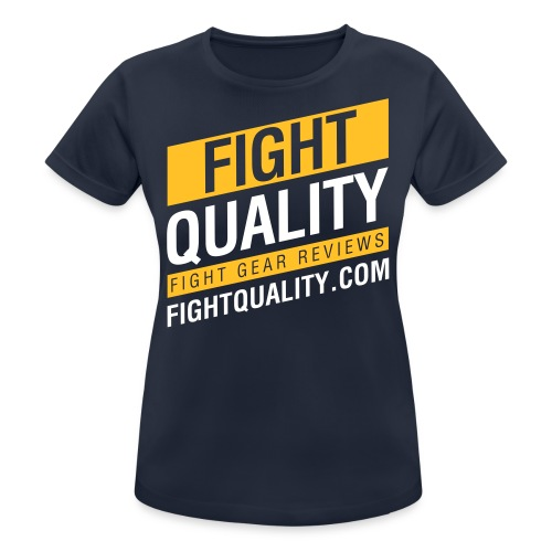 Womens Breathable Training Fighter T-Shirt - Women's Breathable T-Shirt