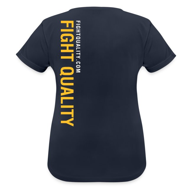 Womens Breathable Training Fighter T-Shirt