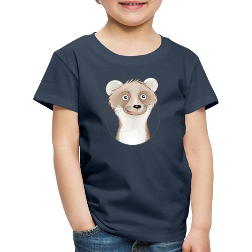 frecher Wiesel - Kinder Premium T-Shirt - Kinder Premium T-Shirt