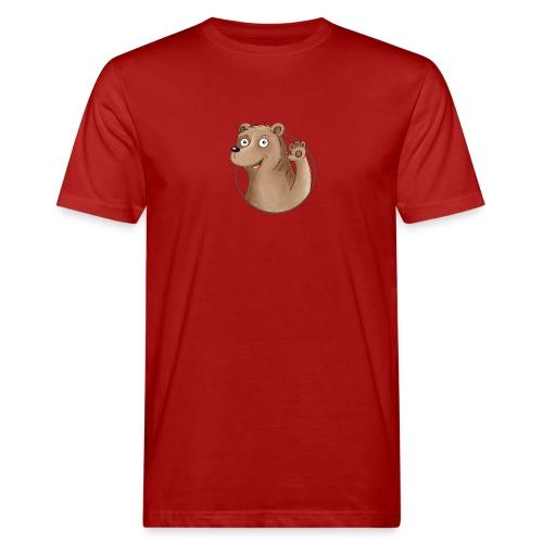 Bärchen - Männer Bio-T-Shirt - Männer Bio-T-Shirt