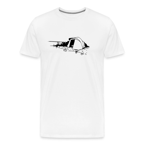 Carp Hunter - Männer Premium T-Shirt