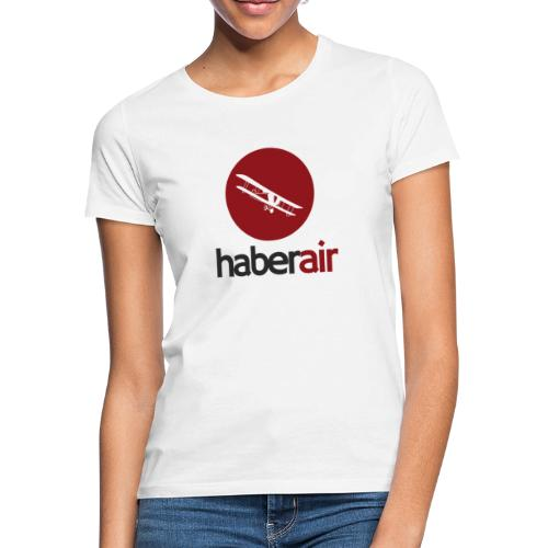 HaberAir (Frauen T-Shirt, bright) - Frauen T-Shirt