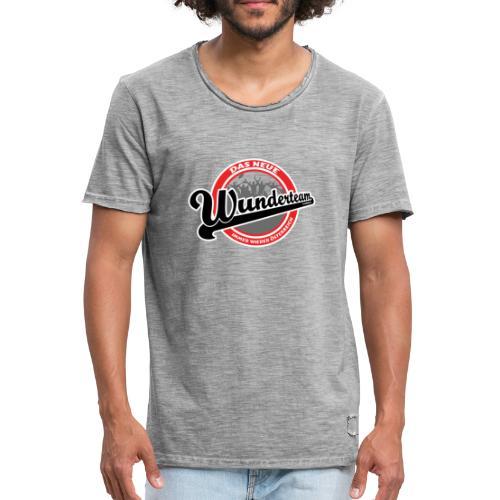 Das neue Wunderteam Österreich (Männer Vintage-Shirt) - Männer Vintage T-Shirt