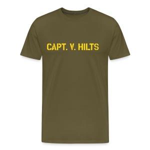 Captain Virgil Hilts - Männer Premium T-Shirt