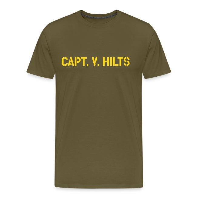 Captain Virgil Hilts