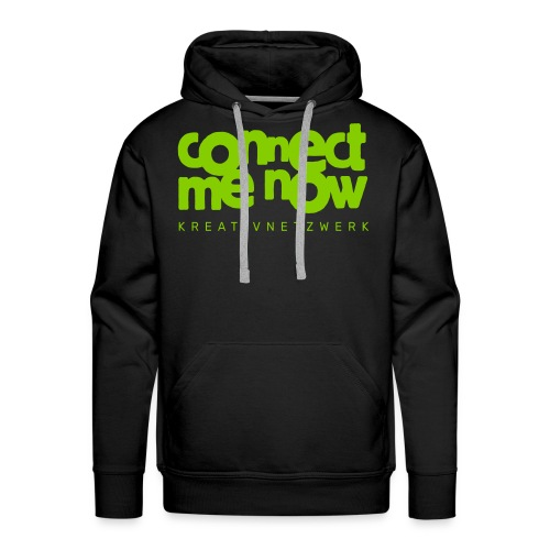 Connect-Me-Now - Männer Premium Hoodie
