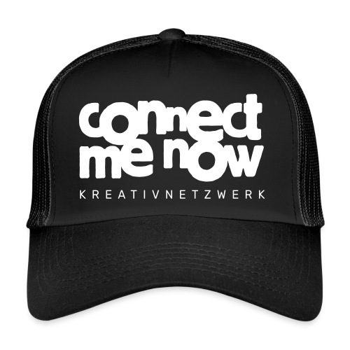 Connect-Me-Now - Trucker Cap