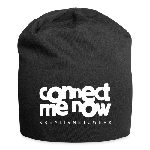 Connect-Me-Now - Jersey-Beanie