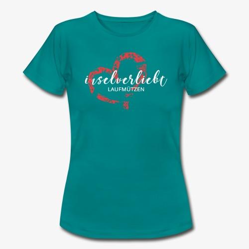 Charity Laufmützen Shirt für Damen - Frauen T-Shirt