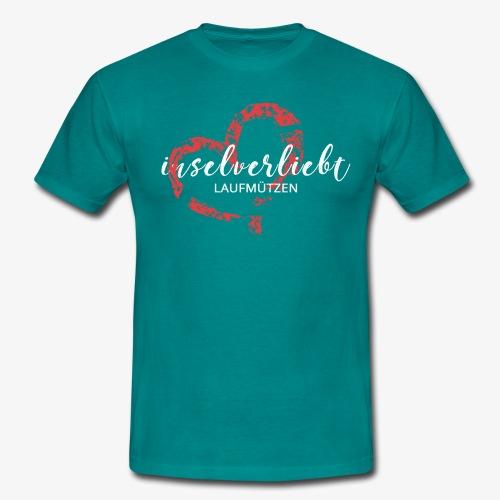 Charity Laufmützen Shirt für Herren - Männer T-Shirt