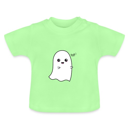 T-Shirt cute ghost - T-shirt Bébé