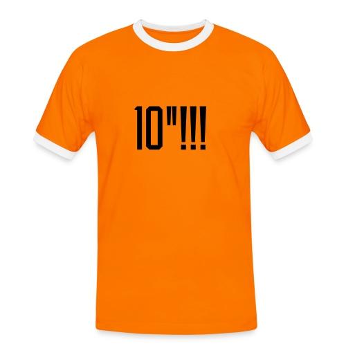10!!! - Men's Ringer Shirt