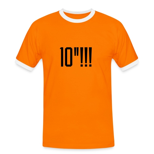 10!!! - Men's Ringer Shirt