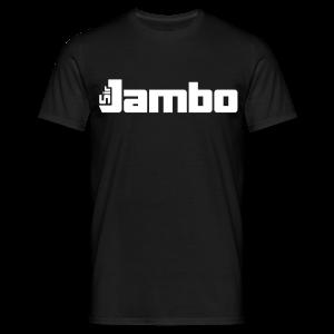 SirJambo (White) Simple Tee ~ Men's - Men's T-Shirt