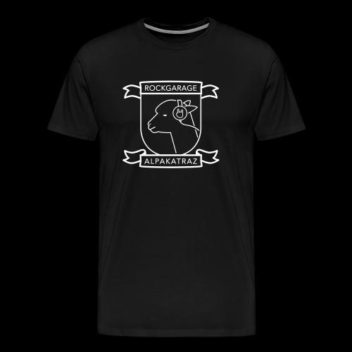 Männer Premium T-Shirt, Farbe von Shirt und Logo bzw. Druckart anpassbar - Männer Premium T-Shirt