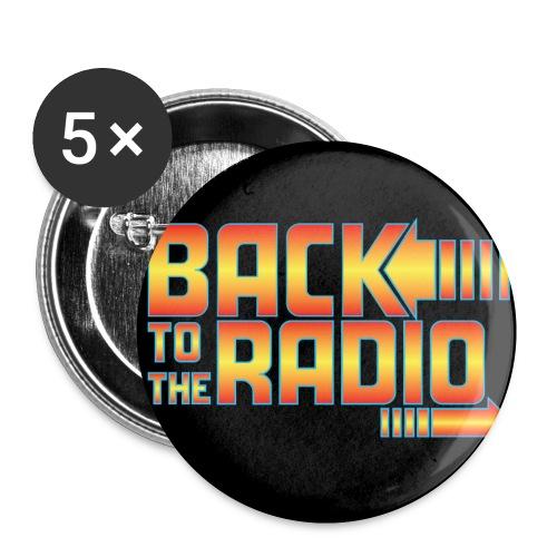 Spilla Ufficiale di Back To The Radio! - Spilla piccola 25 mm