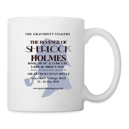 Sherlock mug - Mug