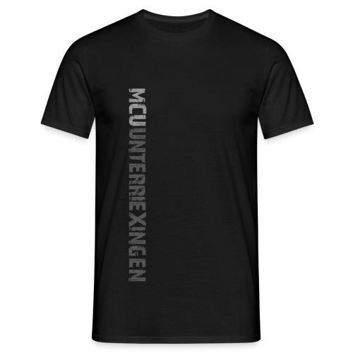 MCU Männer-Shirt 1farbiger Aufdruck - Männer T-Shirt