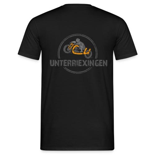 MCU Männer-Shirt 2 farbiger Aufdruck - Männer T-Shirt