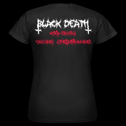 BD Brain D Double Print Woman - Women's T-Shirt