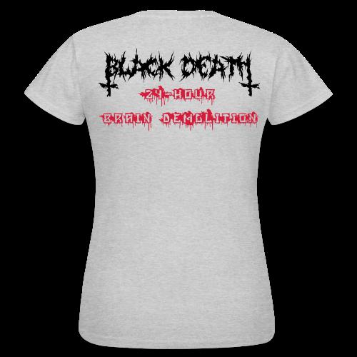 BD Brain D Double Print Woman Reverse - Women's T-Shirt