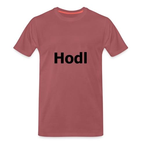 Hodl - Männer Premium T-Shirt
