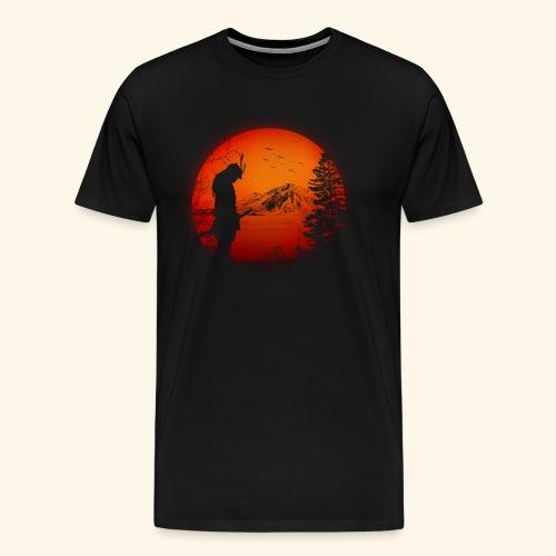 FWSB Samurai Krieger 2018 - Männer Premium T-Shirt