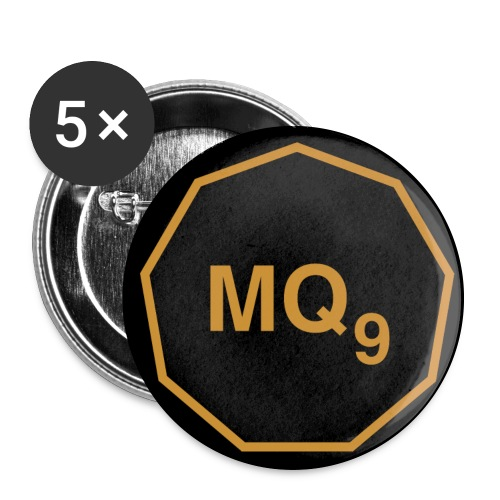 MQ9 Pin 56mm - Buttons large 2.2''/56 mm (5-pack)