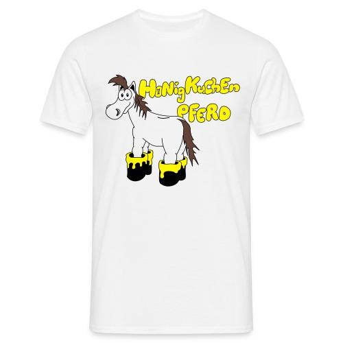 Honigkuchenpferd - Männer T-Shirt