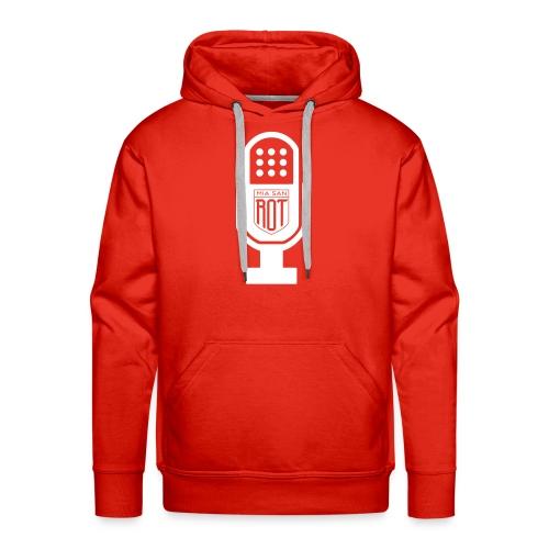 Miasanrot.com Podcast Hoodie - Men's Premium Hoodie