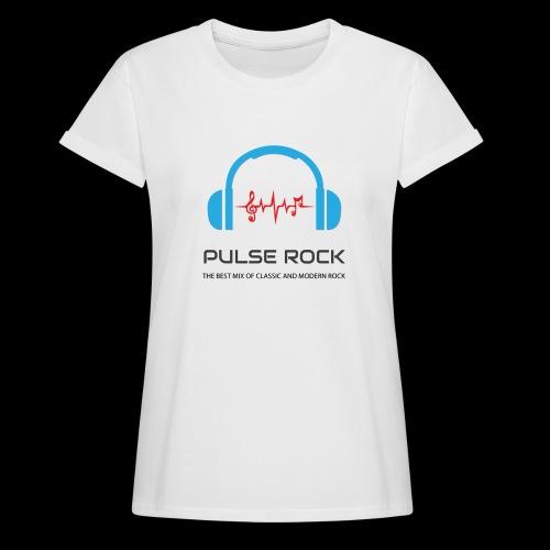 Pulse Rock Women's Oversize T-Shirt - Women's Oversize T-Shirt