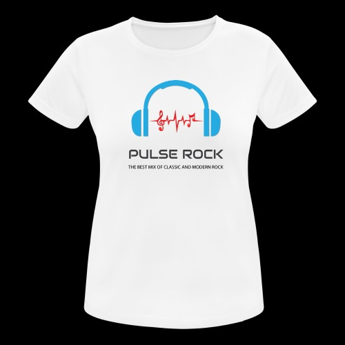 Pulse Rock Women's Breathable T-Shirt - Women's Breathable T-Shirt