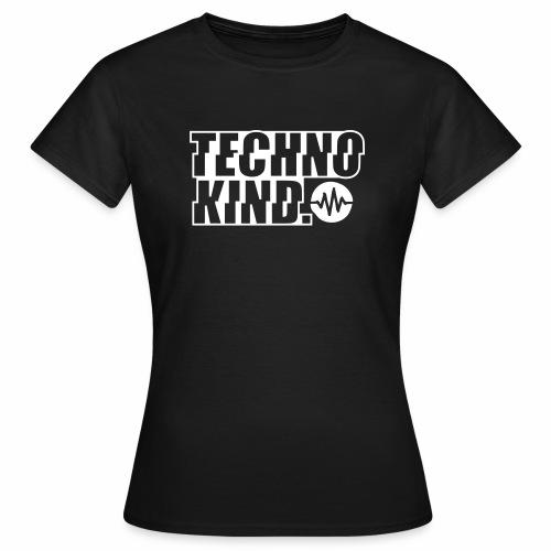 Technokind V2 - T-Shirt - Frauen T-Shirt